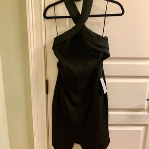 NWT Adelyn Rae Halter Dress